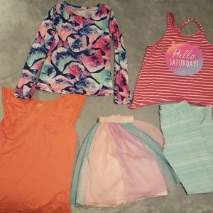 Various girls clothes sizes 10-12